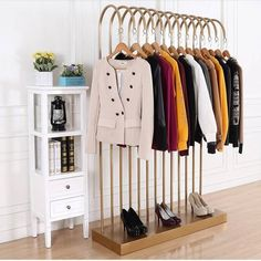 Clothing Display Racks Apparel Display Fixtures-Clothes Display-Show Good Display Products Co.
