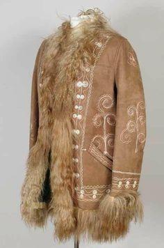 Afghaanse stinkende jas.....
