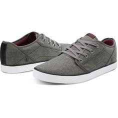 Zapatillas/Shoes/Mens Volcom Grimm 2 Black Destructo Street Skate Urban