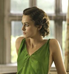 Keira Knightly in Atonement