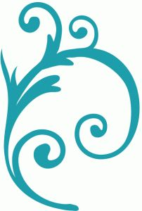 Silhouette Online Store - View Design #59371: sweetest swirl