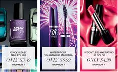 Avon...Come shop with me 24/7 @ www.youravon.com/mhamilton39 and check out all the great deals going on. Stock up on all your Summer needs with Avon. Thanks and Happy Shopping!