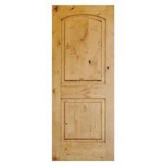 ReliaBilt 36-in x 80-in Hem-Fir Wood Entry Door Item #: 10507 ...