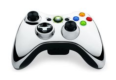 Microsoft Chrome Xbox 360 Controllers Announced