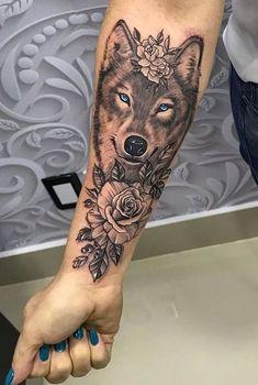 60 wolf tattoos to inspire you .- 60 Wolf-Tätowierungen, zum Sie inspirieren zu lassen – Fotos und Tätowi… 60 wolf tattoos to inspire you – photos and tattoos – 60 wolf tattoos to inspire you – photos and tattoos – - Forarm Tattoos, Leg Tattoos, Body Art Tattoos, Tatoos, Theigh Tattoos, Tattoo Drawings, Arm Tattos, Tattoo Sketches, Flower Tattoos