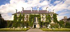 Mount Juliet Estate ( S Juliet) - Kilkenny Wedding Venues - NearlyWeds. Ireland Golf Courses, Golf Ireland, Mount Juliet, Georgian Mansion, Small Luxury Hotels, Go Up, Lodges, Competition, Cottage