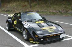 1984   Mazda RX7 bt 22C Works