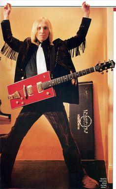Tom Petty, 2002.
