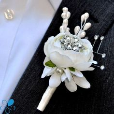 Jeweled Floret bouquets