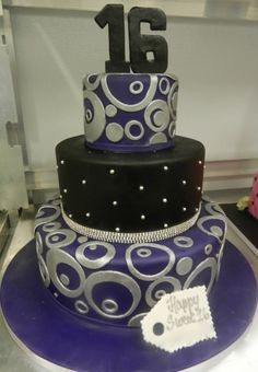 Caitlin would love this cake!