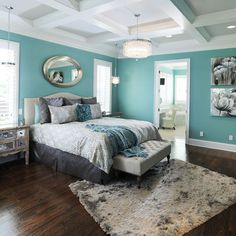 Like the wall color here. =) Contemporary Home Design, Pictures, Remodel, Decor and Ideas - page 27