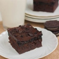 Recipe: macaroon brownies