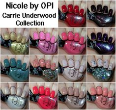Nicole by OPI Nail carrie underwood collection - Yahoo Image Search Results