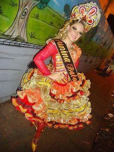 Minha rainha 2011, Laize Luna.