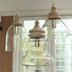 Dome Glass Pendant