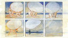 Zu 40 Jahren Kunstverein Oberwallis  Ein Arbeit für den Kunstverein Oberwallis und die Isla Volante   www.isla-volante.ch