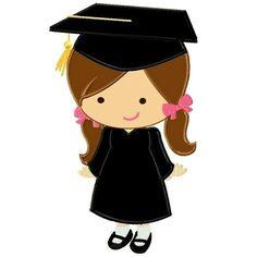 Graduation Girl Applique Digital Design File by TaylorMadeWLove Graduation Cartoon, Graduation Clip Art, Graduation Images, Graduation Crafts, Kindergarten Graduation, Graduation Cookies, Graduation Ideas, Graduation Scrapbook, Graduation Quotes
