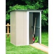 Arrow sheds offers metal storage shed kits for low cost outdoor storage. Buy your new Arrow metal storage sheds and vinyl coated steel buildings for your home backyard or garden storage today! Steel Storage Sheds, Storage Shed Kits, Steel Sheds, Backyard Storage Sheds, Garden Storage Shed, Backyard Sheds, Garden Sheds, Garden Tools, Metal Shed