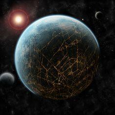 30 Star Wars Planets Ideas Star Wars Planets Planets Star Wars