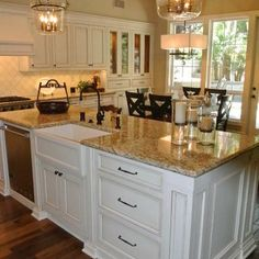 Plain white Kitchen Cabinets - page 3