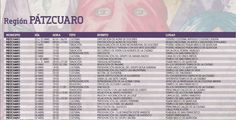 Venga a pasar la semana santa en Pátzcuaro, conozca el calendario de eventos http