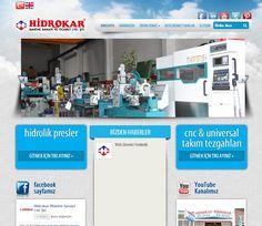 Web site ve uygulamaları, internet danışmanlığı hizmetleri eşliğinde yayına girmiştir.