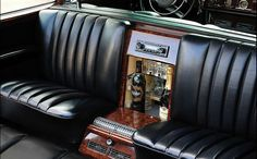 Mercedes 600 Pullman Landaulet - Cool as your...