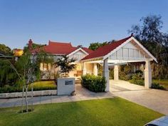 Photo of a concrete house exterior from real Australian home - House Facade photo 1076759