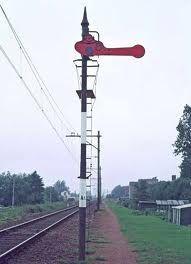 nederlandse seinen - Armsein Utility Pole, Dutch, Signs, Lights, Dutch Language