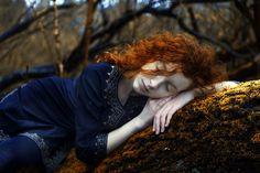 ausbluten:   Arsenic Love by Laura Sheridan's Art - for-redheads