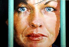 Shapelle Corby, Archibald Prize, Australia