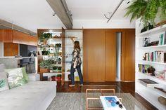 Imagem 17 de 34 da galeria de Apartamento Granja Julieta  / Cincocinco Arquitetura. Fotografia de Mariana Orsi