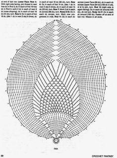 2b - crochelinhasagulhas: abacaxi