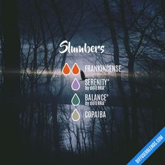 Slumbers - Essential Oil Diffuser Blend