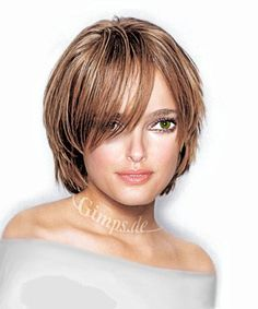 Image detail for -Haircuts For Round Face Fine Hair