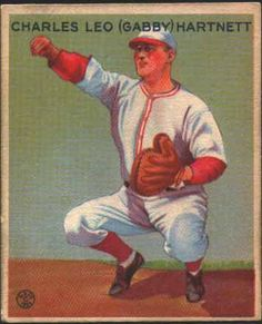 Gabby Hartnett - Chicago Cubs - 1922 to 1940 Chicago Nfl, Chicago Cubs Baseball, Chicago Bears, Mlb Players, Baseball Players, Baseball Star, Baseball Cards, Baseball Manager, America's Favorite Pastime