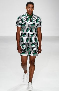 Fashion Designer Carlos Campos explores a different facet in their new designs for the new season, we see that in his collection, minimal, green army and earthy colors, they create a comfortable at…