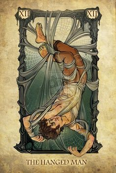 Gorgeous Lord Of The Rings Tarot Card Art