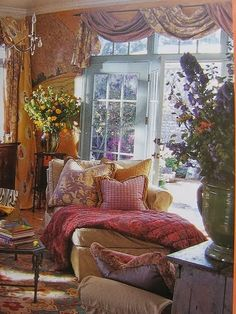 A place to linger, to siesta & to read, Oh! & perhaps eat the occasional chocolate...