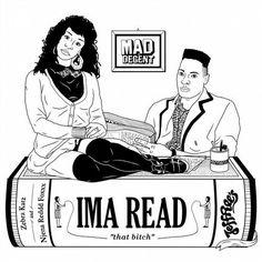 Ima Read (Original Mix) by Zebra Katz, Njena Reddd Foxxx on Beatport