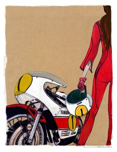 8negro: Motoholics Works '#1'