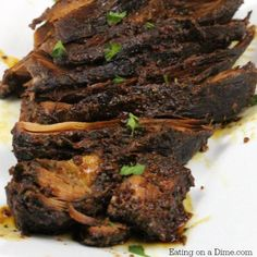 You have to try this Pork Tenderloin Crock Pot recipe with honey, it's so delicious. Slow Cooker Pork Loin is tender and the honey sets it over the top.