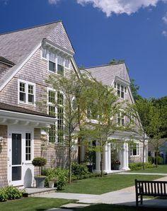 <Residential Architecture> #Architecture <Architecture> <house> arts & crafts shingle style New England LYNWOOD cottage bristol