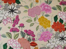 i finally found the source for the fabric i have pinned about 7 times. Manuel Canovas Misia Fabric $33 per yard