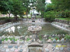Battell Park Rock Garden - Mishawaka, IN