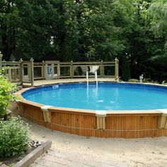 Above Ground Pools Clearance Aquasport 52 Quot W Extruded