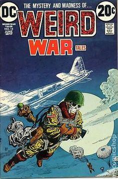 WEIRD WAR TALES n°14