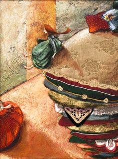 By Katalin Szegedi Hungarian Women, Fantasy Artwork, Wander, Wonderland, Illustrator, Painting, Google, Watercolor, Art Production