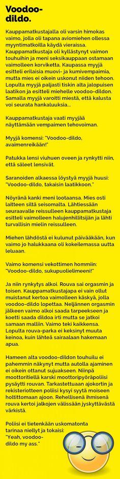 Dildo, Voodoo