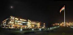 Jindal Global University in Sonīpat, Haryāna, India World Market, Business School, Business Management, Student Exchange, Fair Grounds, University, India, Education, Career